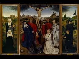 HANS MEMLING'S TRIPTYCH OF JAN CRABBE