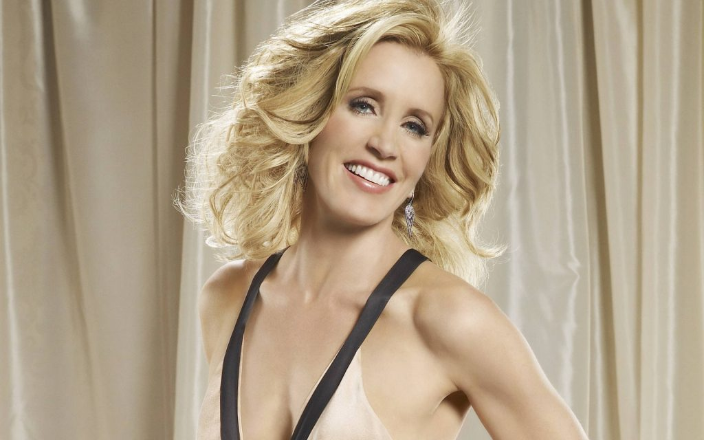 Desperate Housewives & American Crime Emmy-winning actress Felicity Huffman