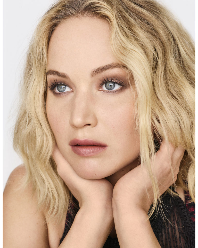 Jennifer Lawrence by Mark Seliger: beauty in depth by a prince of portraiture