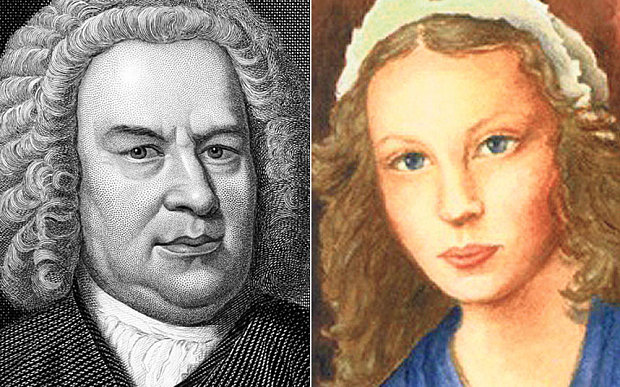 Listen to Bach for eight days and contemplate whether Anna Magdalena wrote a lot of it!